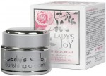 "Nourishing face cream ""Lady's Joy"" with essential rose oil and hyaluronic acid -  50 ml."